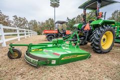 Wilson Auctioneers   John Deere 5103 Tractor w/Front End
