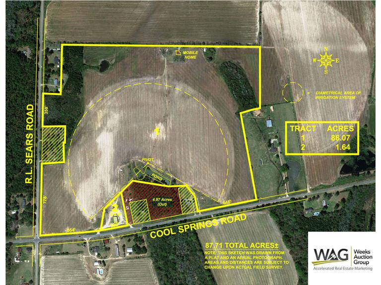 1.64 Acres and Shop Selling Absolute!