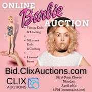Cheryl Power's VINTAGE Barbie Collection Auction #2