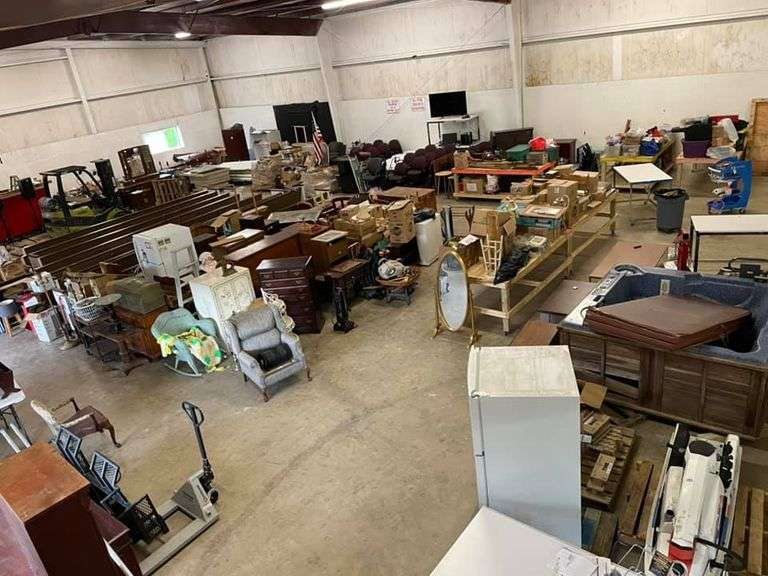 Auction House Overstock Part 1