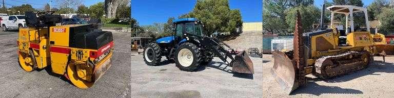 April 17th, 2021 Vehicles, Farm & Ranch Equipment, Tools, Etc...