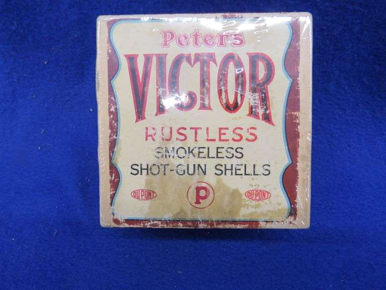 One empty box in near-mint condition for Winchester .410-ga. Super Speed Long Range rifled slugs