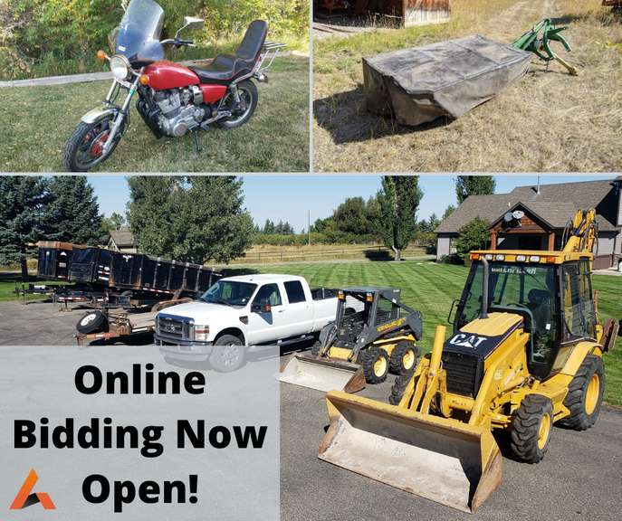 Fall Equipment & Tool Consignment Auction