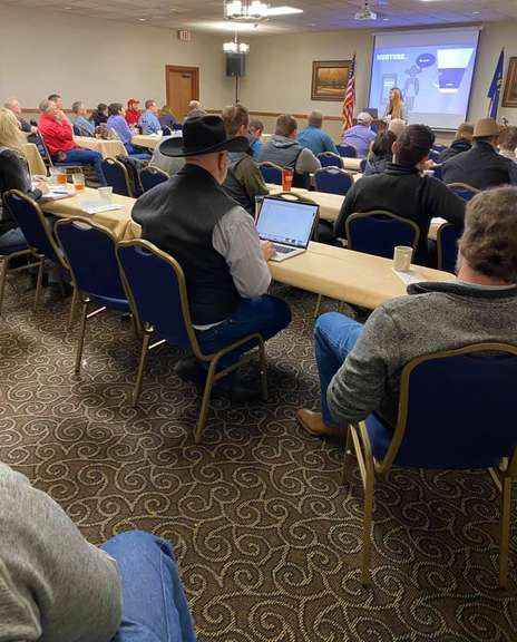 Ascent Auction attends Montana Auctioneers Association Convention