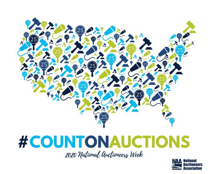 Ascent celebrates National Auctioneers Week