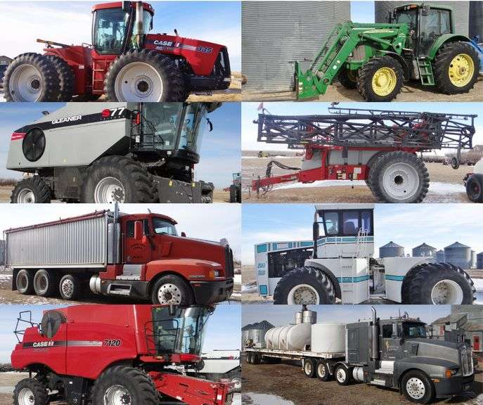 Hamilton Farms Inc. Retirement Auction Open For Bidding