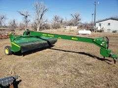 Getten Ranch Equipment Auction