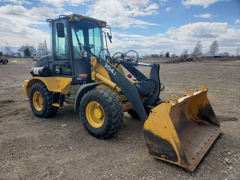 Mid Spring Ag & Construction Equipment Consignment Auction