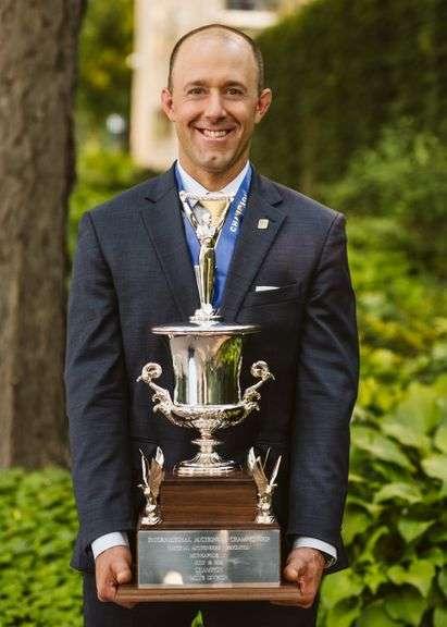 Ascent's Nick Bennett Wins International Auctioneer Championship