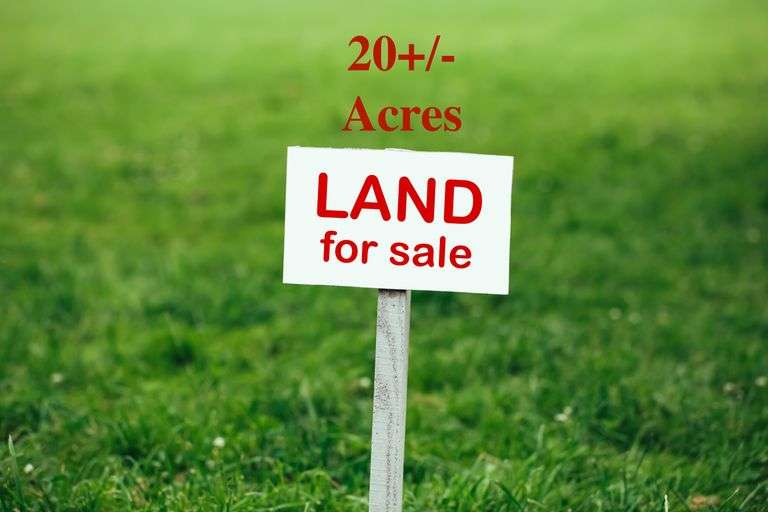 20 Acre Property for Sale-HWY 287