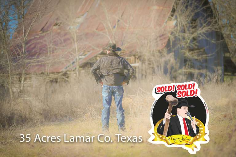 35 Acres SOLD SOLD SOLD  Lamar County, TX