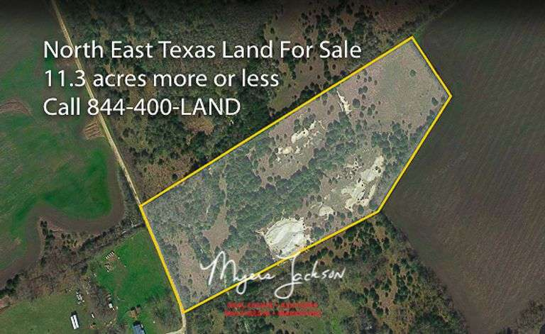 land for sale Lamar County TX