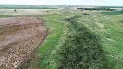 Crop, Hay Land, & CRP Near Eureka, SD Land Auction