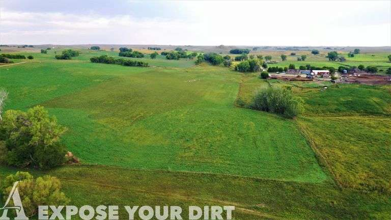 SD Crop, Grass & Hunting Land Auction