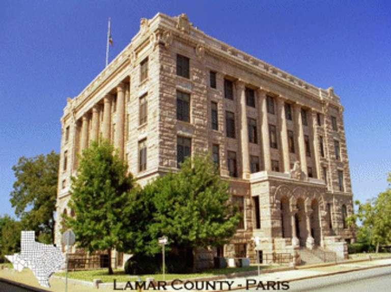 Lamar County, Texas - Closed