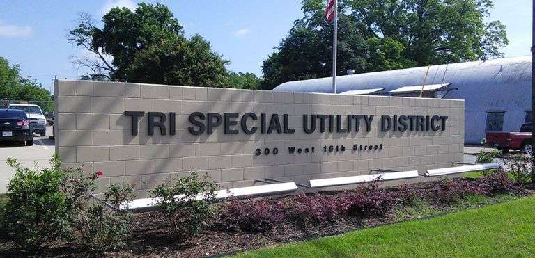 Tri-Special Utility District (Mount Pleasant, Texas) - Closed