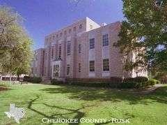 Cherokee County, Texas