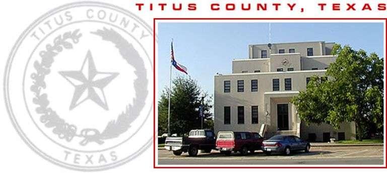Titus County, Texas