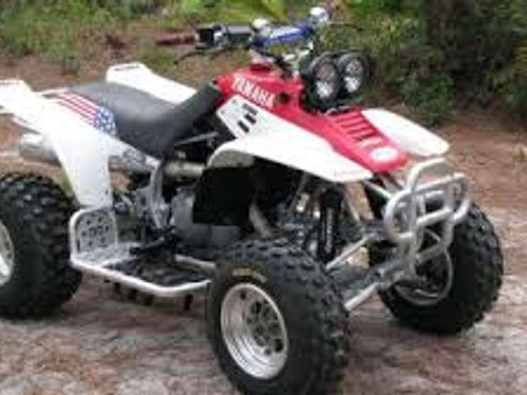 1997 Yamaha Timberwolf quad runner