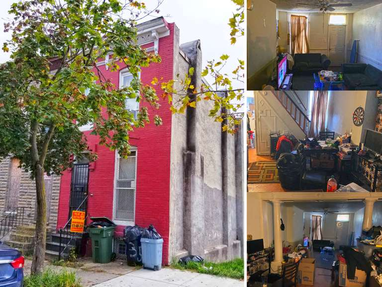 1935 Hollins St. Baltimore, MD 21223