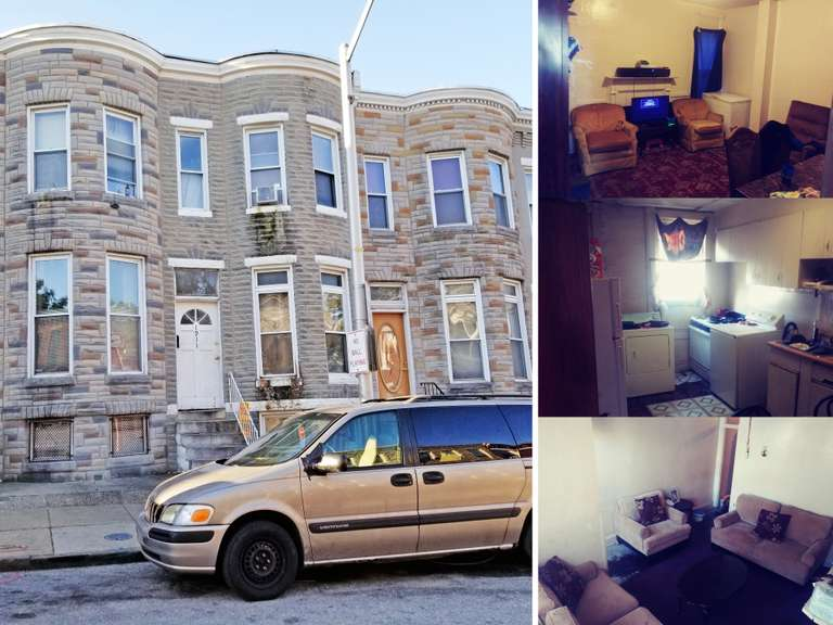 1911 Penrose Ave. Baltimore, MD 21223