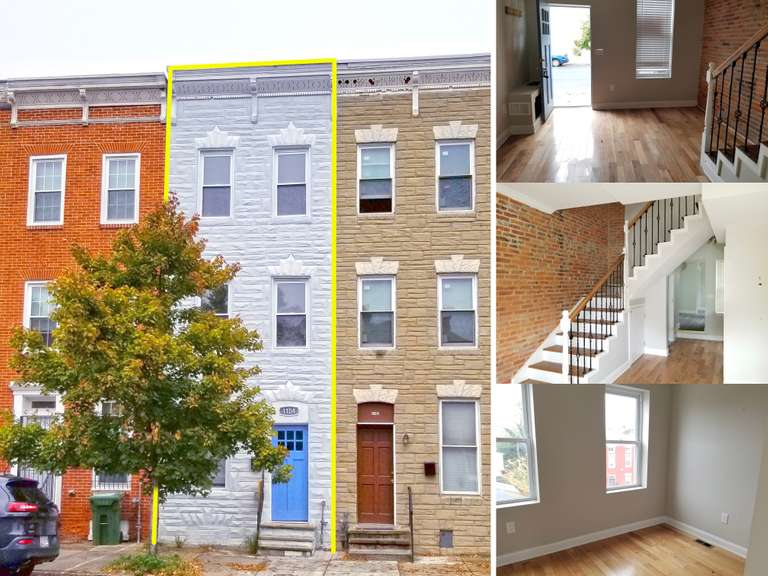 1104 W Lombard St. Baltimore, MD 21223
