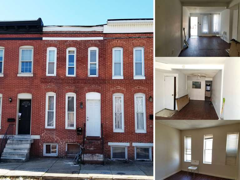 1207 W Cross St. Baltimore, MD 21230