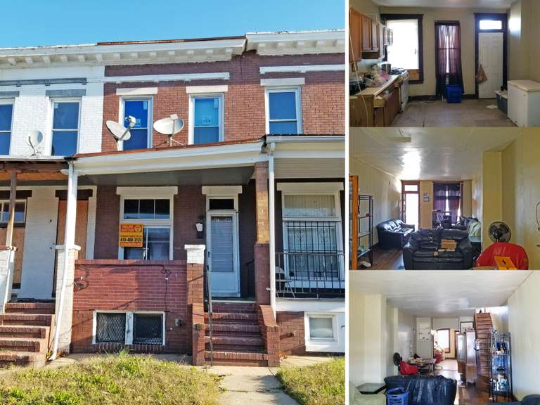 1714 Homestead St. Baltimore, MD 21218