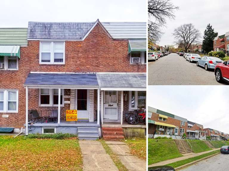 2010 Whistler Ave. Baltimore, MD 21230