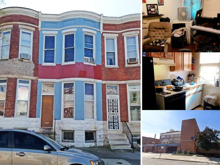 1951 W Fayette St. Baltimore, MD 21223