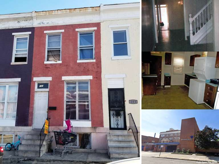 105 N Payson St. Baltimore, MD 21223