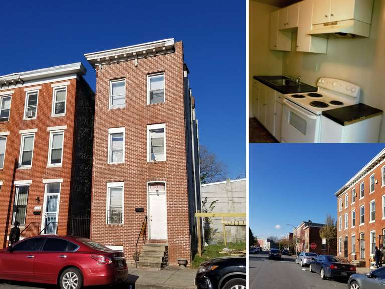 606 Cumberland St. Baltimore, MD 21217