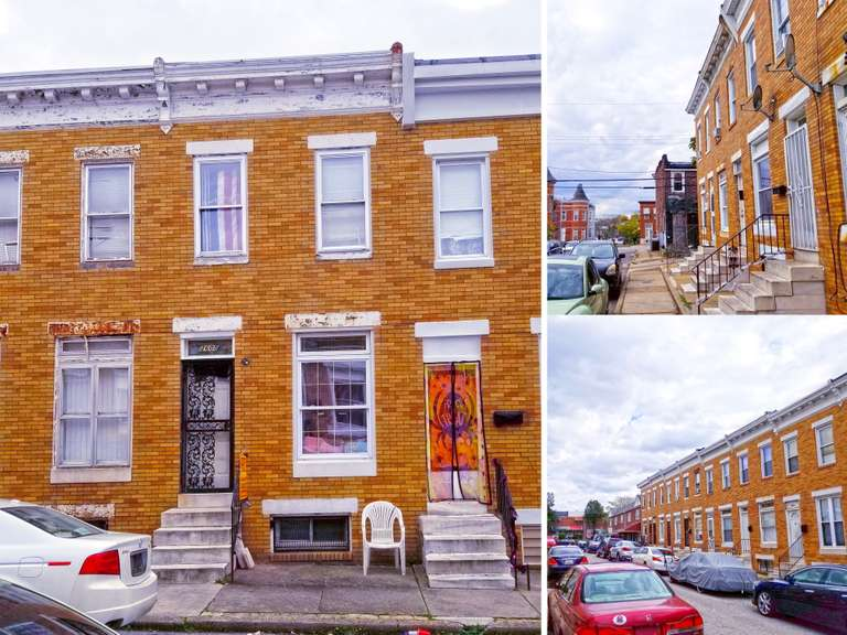 2605 Grogan Ave. Baltimore, MD 21213