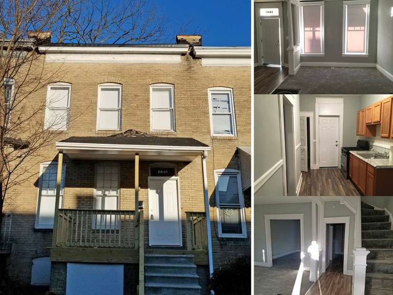 2840 Boarman Ave. Baltimore, MD 21215