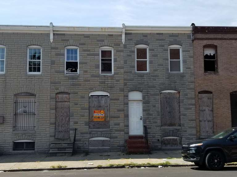 518 S Smallwood St. Baltimore, MD 21223