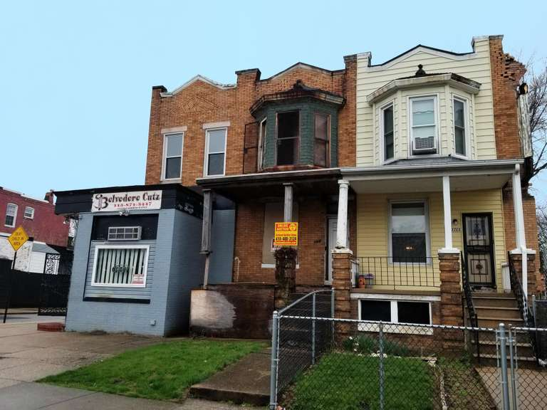 3703 W Belvedere Ave. Baltimore, MD 21215