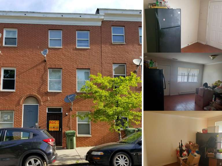 1216 W Lafayette Ave. Unit #1 Baltimore, MD 21217