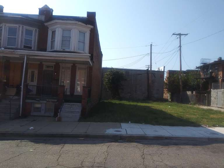 1822 N Pulaski St. Baltimore, MD 21217