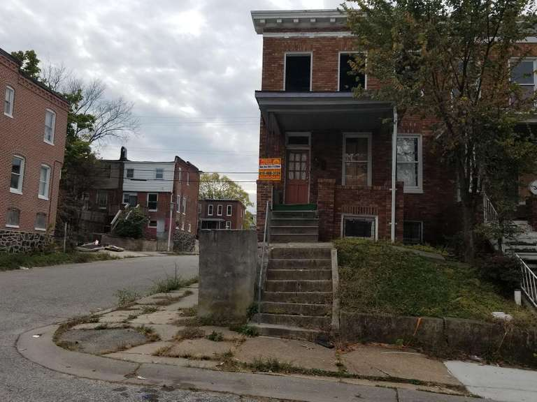 3165 Lyndale Ave. Baltimore, MD 21213
