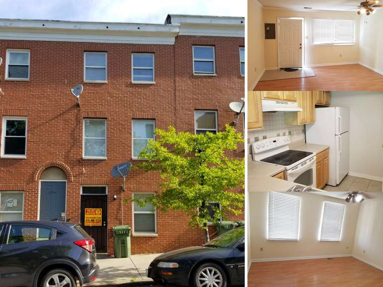 1216 W Lafayette Ave. Unit #3 Baltimore, MD 21217