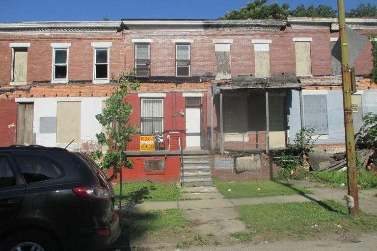 1716 N Dukeland St. Baltimore, MD 21216