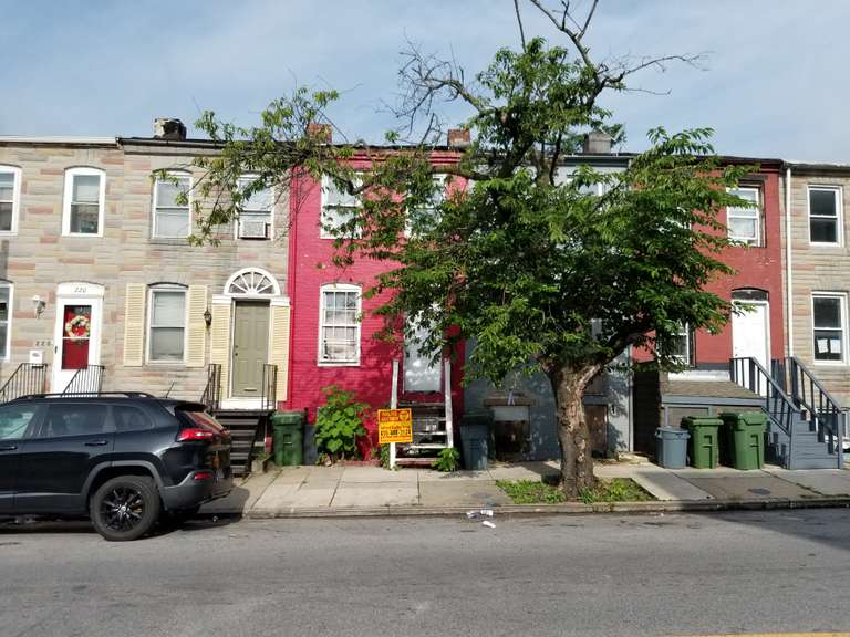 216 S Carey St. Baltimore, MD 21223