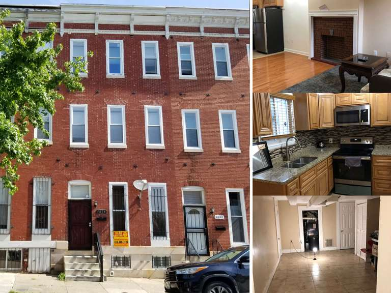 1614 W Lexington St. Baltimore, MD 21223