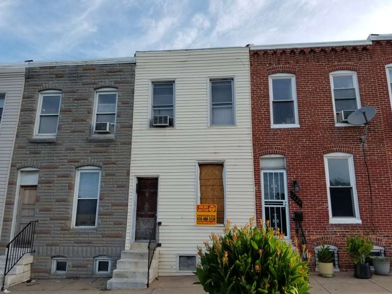 1826 Laurens St. Baltimore, MD 21217