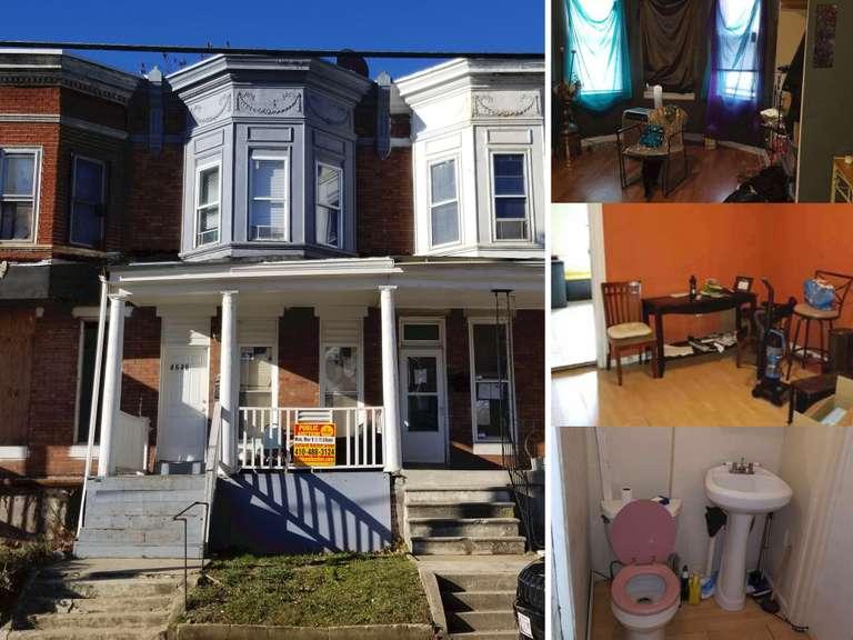4646 Pimlico Rd. Baltimore, MD 21215