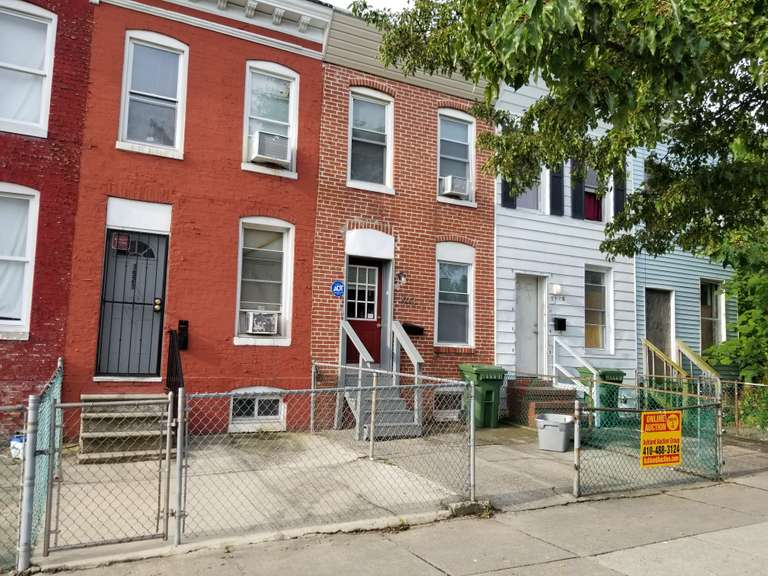 1923 McHenry St. Baltimore, MD 21223