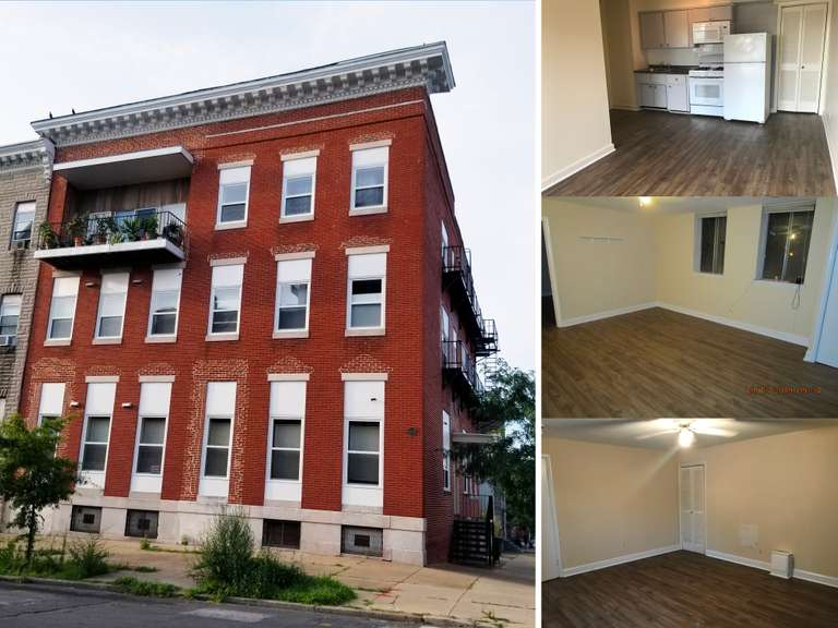 1045-47 W Lanvale St. Baltimore, MD 21217
