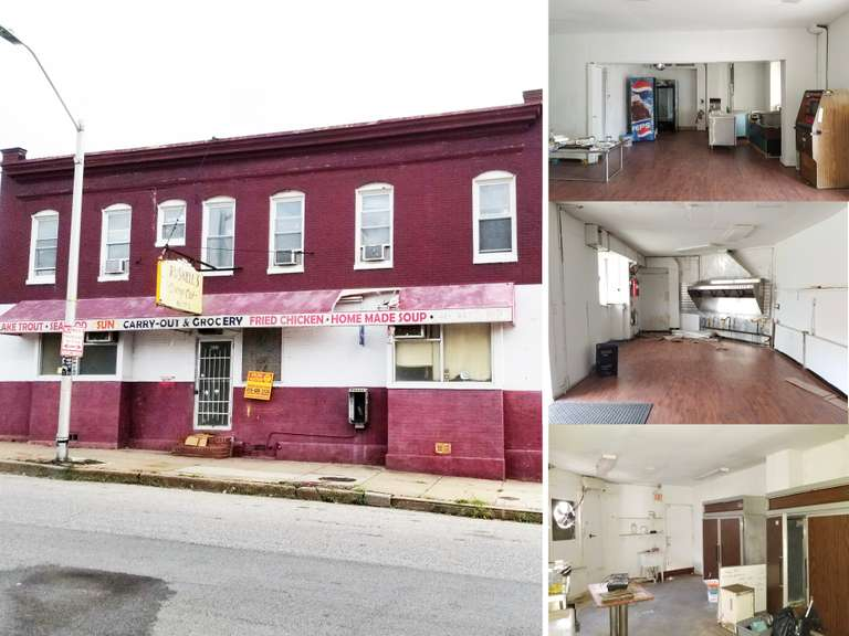 631-33 N Franklintown Rd. Baltimore, MD 21216