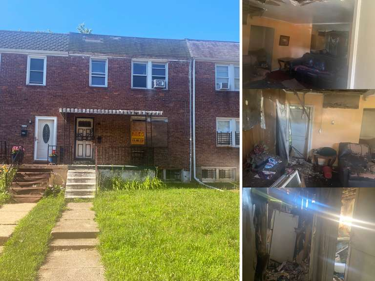 2511 Mosher St. Baltimore, MD 21216