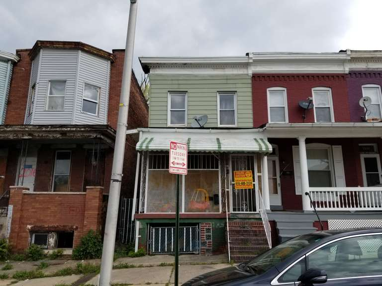 2014 Presbury St. Baltimore, MD 21217